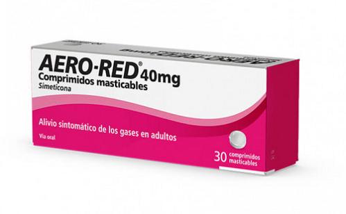 Aerored 40 mg