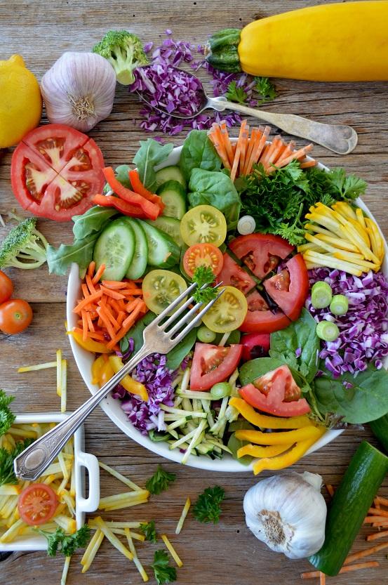 Alimentos ricos en fibra - Unsplash