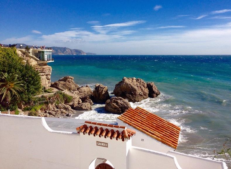 Salpicón de marisco y costa andaluza