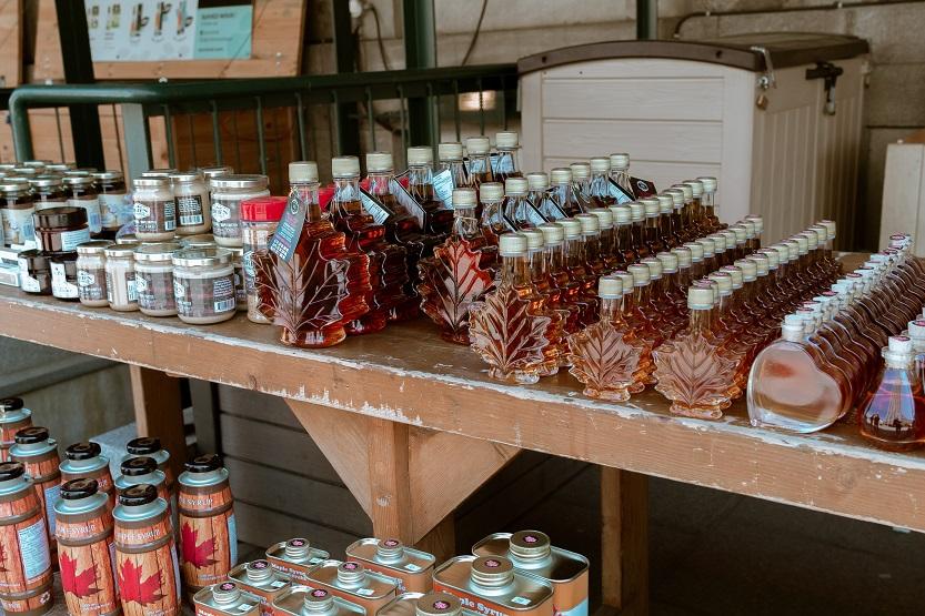 Lee más sobre el artículo Sirope de arce, sabor canadiense