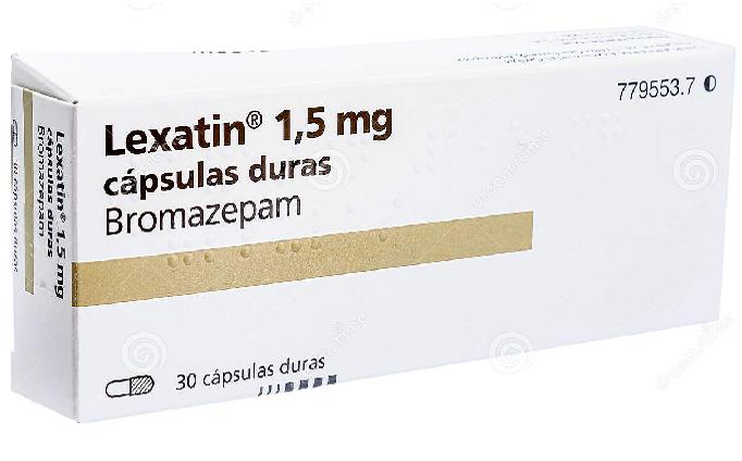 Lexatin 1,5 mg