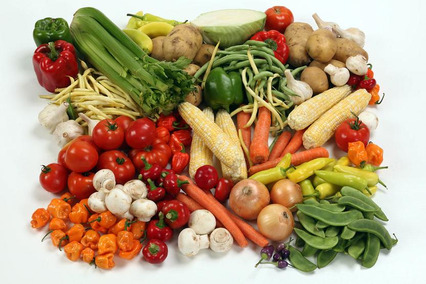 Verduras al horno.