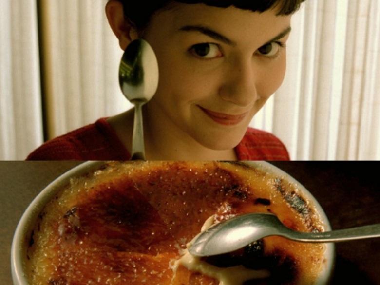 Amélie y creme brulee